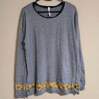 グラム(glamb)の新品☆glamb プリントロンT(Tシャツ/カットソー(七分/長袖))