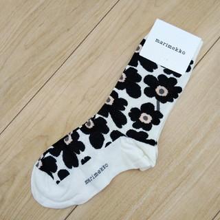 marimekko - マリメッコ◎ウニッコ◎靴下
