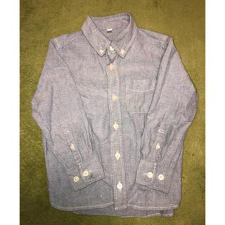 ムジルシリョウヒン(MUJI (無印良品))の値下げ中 襟付きシャツ これからの季節に丁度良いです(ジャケット/上着)