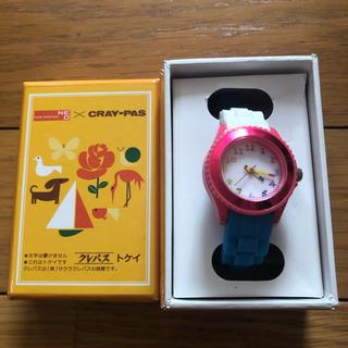 サクラクレパス(サクラクレパス)のクレパス 時計(腕時計)