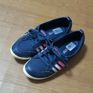 adidas - adidas スリッポン スニーカー 23cm