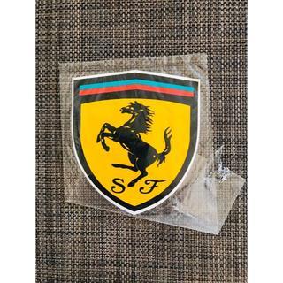 フェラーリ(Ferrari)のフェラーリ ロゴステッカー 送料無料(その他)