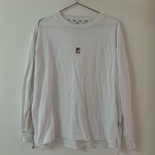 フィラ(FILA)のLE'MAGE FILAコラボロンT(Tシャツ(長袖/七分))