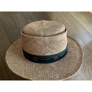 ミズノ(MIZUNO)のグランドモナーク 麦わら帽子 (麦わら帽子/ストローハット)