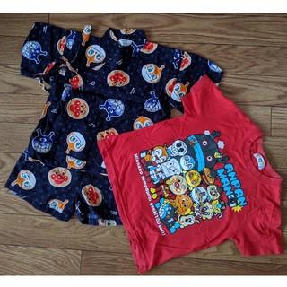 アンパンマン Tシャツ 甚平(Tシャツ/カットソー)