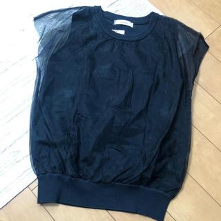 アンデミュウ(Andemiu)のアンデミュウ☆新品オーバーチュールニット(シャツ/ブラウス(半袖/袖なし))