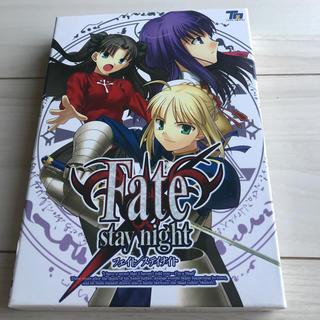 Fate stay night CD-R版(PCゲームソフト)