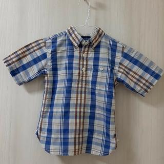 ザノースフェイス(THE NORTH FACE)の半袖シャツ チェックシャツ THR NORTH FACE & カーズシャツ(その他)