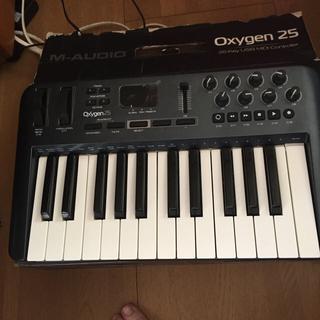M-Audio 25key Midiキーボード(MIDIコントローラー)