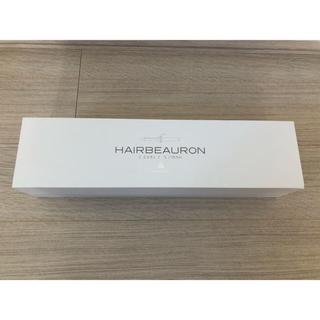 ヘアビューロン26.5(値下げしました)(ヘアアイロン)