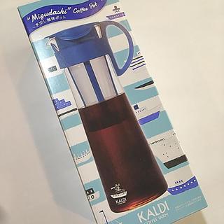カルディ(KALDI)の<値引き中>カルディ 水出し珈琲ポット 1000ml(容器)