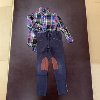 ラルフローレン(Ralph Lauren)のラルフローレン  子供服 120 セット リンクコーデ(その他)