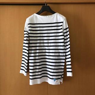 オーシバル(ORCIVAL)のORCIVAL オーシバル バスクシャツ 3 カットソー オーチバル(Tシャツ/カットソー(七分/長袖))
