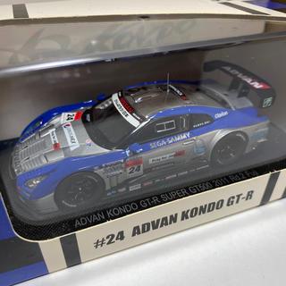 ADVAN GT-R SUPER GT500 2011 (ミニカー)
