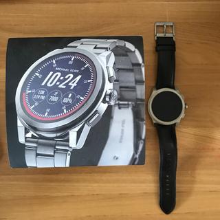 マイケルコース(Michael Kors)のマイケルコース スマートウォッチ グレイソン(腕時計(デジタル))