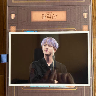 ボウダンショウネンダン(防弾少年団(BTS))のMAGIC SHOP Blu-ray特典 フォトのみ JIN ジン キムソクジン(K-POP/アジア)