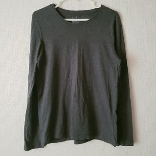 MUJI (無印良品) - MUJI 無印良品 長袖Tシャツ