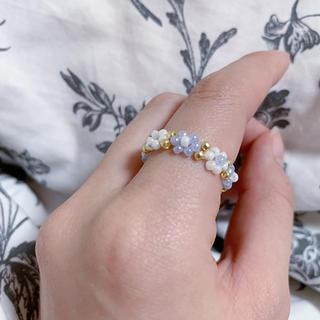 ディーホリック(dholic)のリング 指輪 韓国 花 No.15(リング)