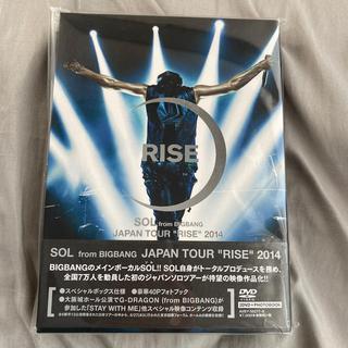"BIGBANG - SOL JAPAN TOUR""RISE""2014【初回生産限定】 DVD"