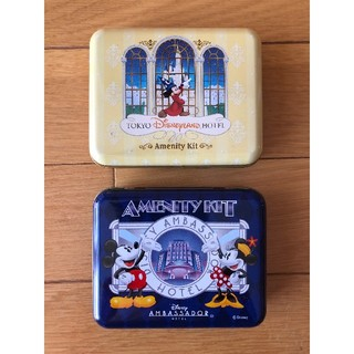 ディズニー(Disney)のディズニー アメニティーキット 2個(旅行用品)