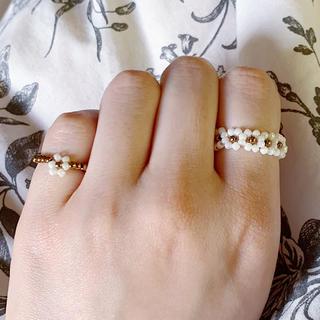 ディーホリック(dholic)のリング 指輪 韓国 花 No.17(リング)