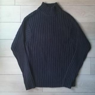 ギャップ(GAP)の80s 90s vintage OLD GAP コットンリブセーター 美品(ニット/セーター)