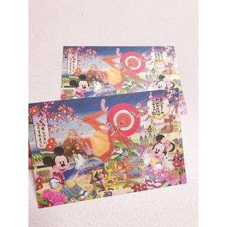 ディズニー(Disney)のDisney年賀状(写真/ポストカード)