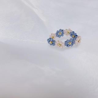 ディーホリック(dholic)のリング 指輪 韓国 花 No.20(リング)