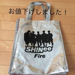 シャイニー(SHINee)のSHINee キラキラバッグ(K-POP/アジア)