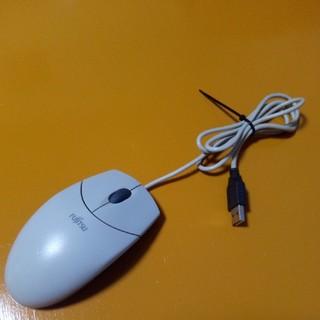 フジツウ(富士通)のFujitsu製のマウス(PC周辺機器)