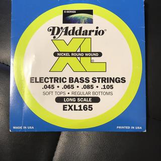 DADDARIO ( ダダリオ )  EXL165  45-105(弦)