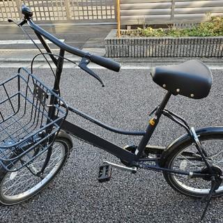 あさひ自転車 20型インチ(アプレミディ200-I)