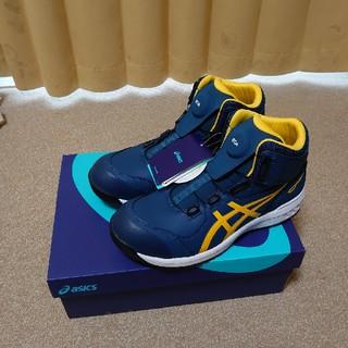 asics - 新色 アシックス 安全靴 ウィンジョブ cp304 BOA 27cm
