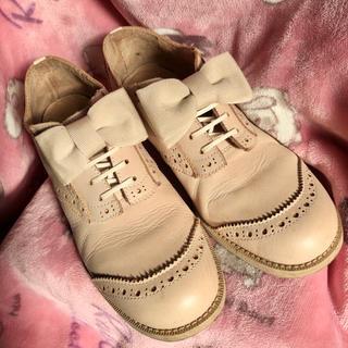 ジェーンマープル(JaneMarple)のジェーンマープル リボンシューズ(ローファー/革靴)