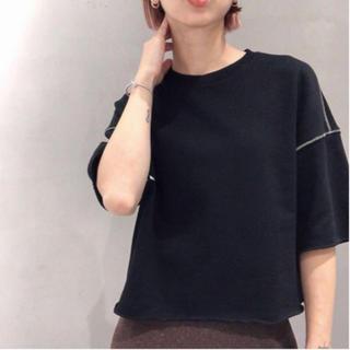 アメリヴィンテージ(Ameri VINTAGE)のAMERI HAND STITCH SWEAT TOP(Tシャツ(半袖/袖なし))
