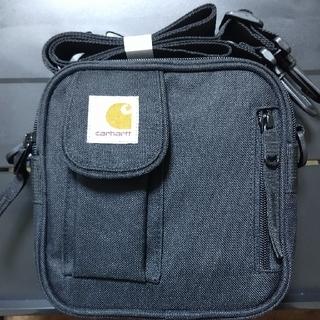 カーハート(carhartt)のカーハート エッセンシャルバッグ スモール 黒色(メッセンジャーバッグ)