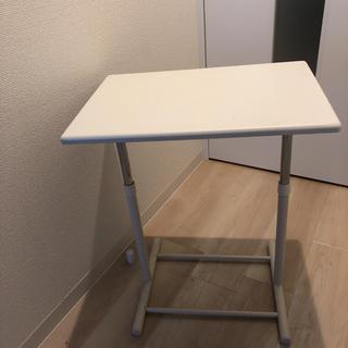 ニトリ(ニトリ)のニトリ サイドテーブル テーブル 白(コーヒーテーブル/サイドテーブル)