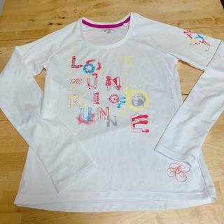 アシックス(asics)のアシックス、長袖Tシャツ(Tシャツ(長袖/七分))