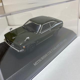 MITSUBISHI COLT GALANT GTO 1975(ミニカー)