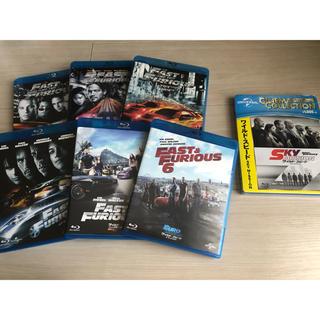 UNIVERSAL ENTERTAINMENT - ワイルドスピード BD7枚セット ワイスピ 洋画 DVD