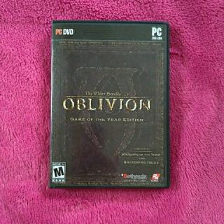 オブリビオン Oblivion (PC)(PCゲームソフト)