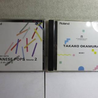 ローランド(Roland)のSMF  岡村孝子とジャパニーズポップス2(DAWソフトウェア)
