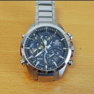 EDIFICE EQB501 腕時計 電波ソーラー CASIO