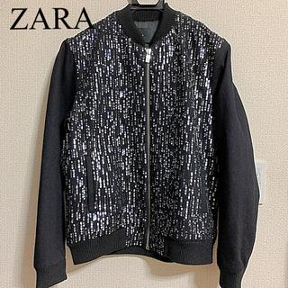 ザラ(ZARA)の【ZARA】ザラ ブルゾン メンズ(ブルゾン)
