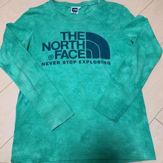 ザノースフェイス(THE NORTH FACE)のロングTシャツ(Tシャツ(長袖/七分))