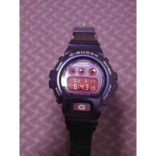 ジーショック(G-SHOCK)のG-SHOCK 紫 パープル(腕時計(デジタル))