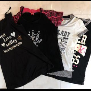 インナープレス(INNER PRESS)のインナープレス Tシャツ 150(Tシャツ/カットソー)