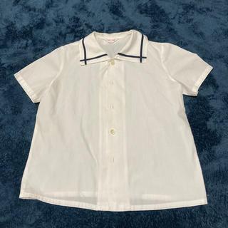 ユキトリイインターナショナル(YUKI TORII INTERNATIONAL)のトリイユキ 半袖ブラウス 130(ブラウス)