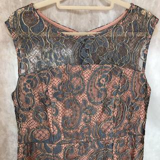 グレースコンチネンタル(GRACE CONTINENTAL)のワンピースドレス(ミディアムドレス)
