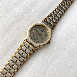 アルバ(ALBA)のALBA レディースクォーツ腕時計 電池あり(腕時計)